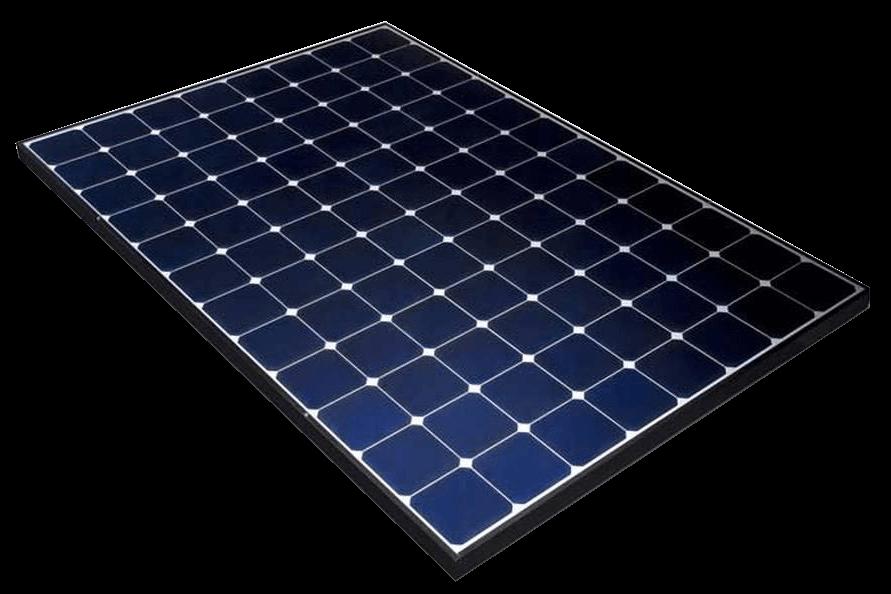 De hoogrendement zonnepanelen van SunPower