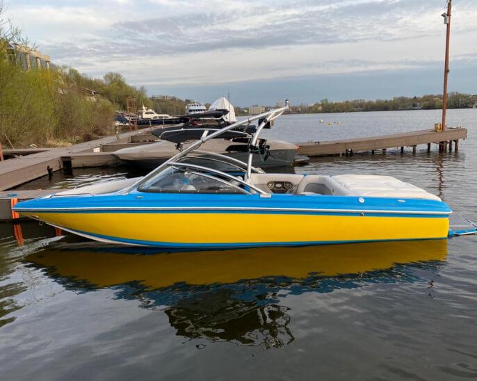 Supra Boats 24 SSV