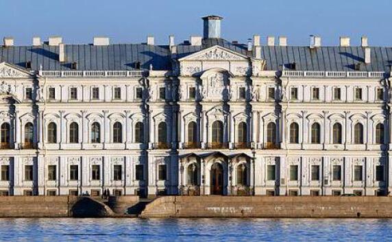 Новомихайловский дворец СПб