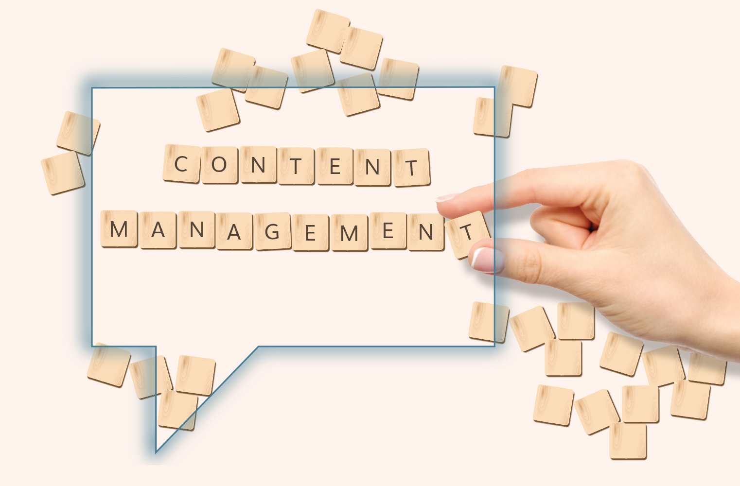 Content management with Nuvi.