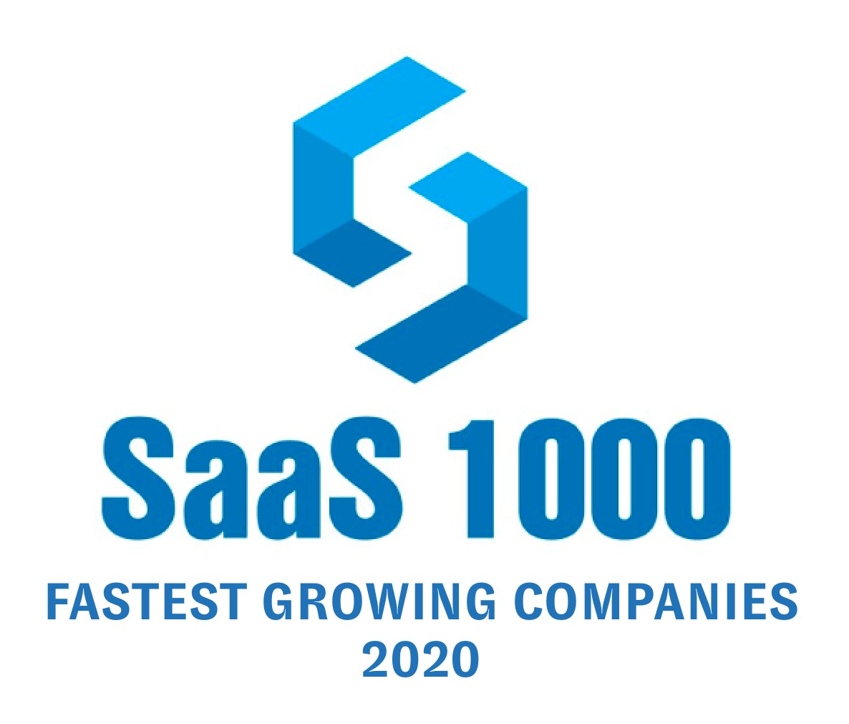 SaaS 1000 Fastest Growing companies