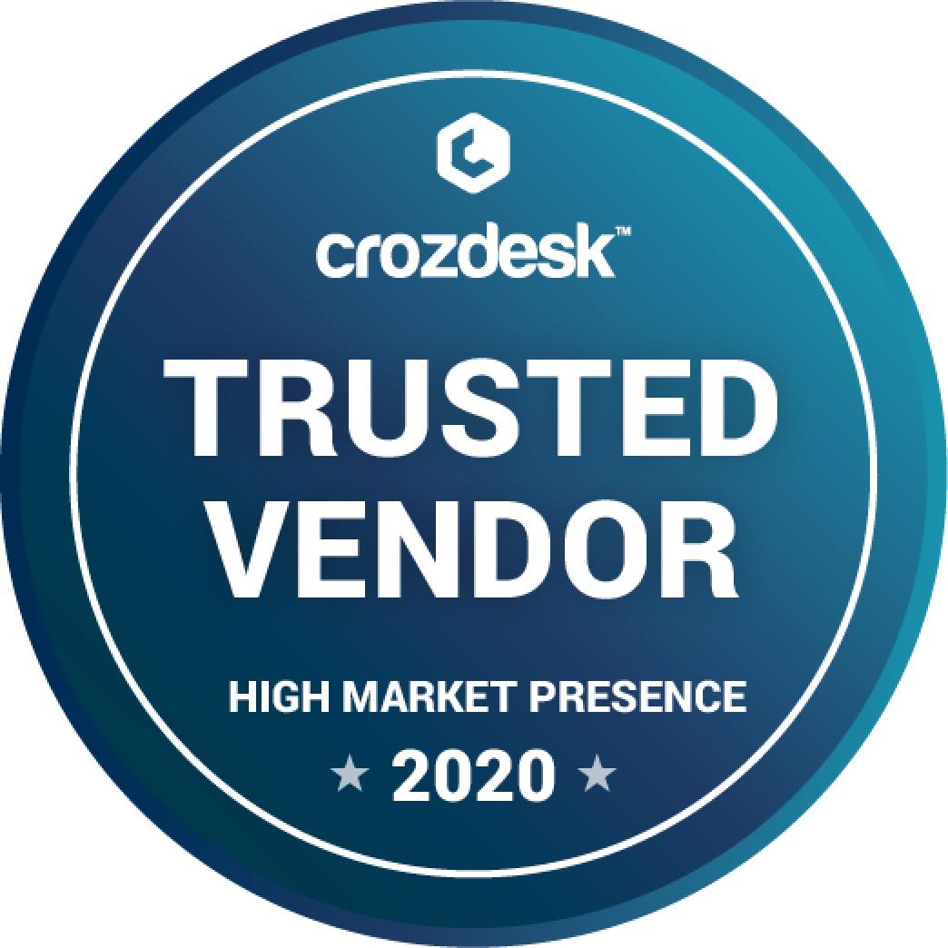 Trusted Vendor 2020