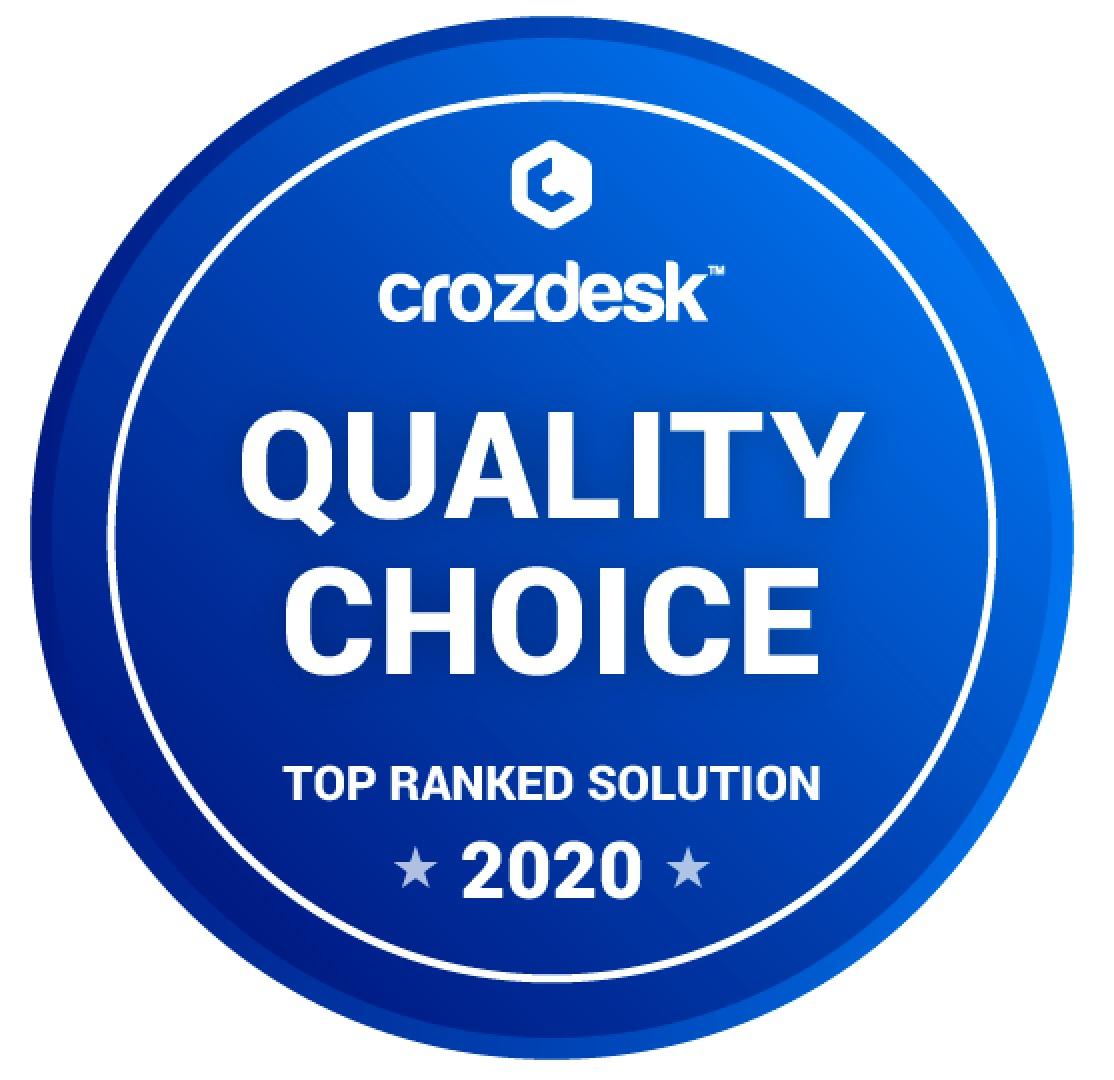 Top Quality Choice 2020