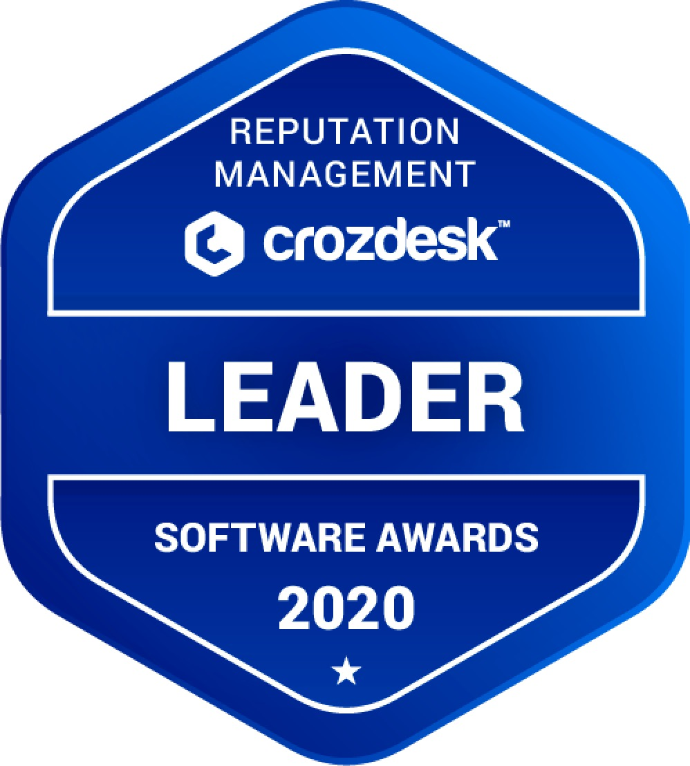 Top 20 Software Award from Crozdesk