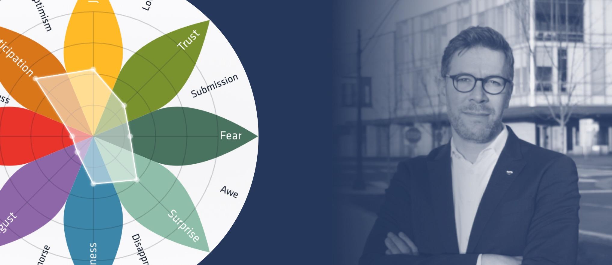 Pluchik's wheel of emotions with Dr. Markus Giesler York University