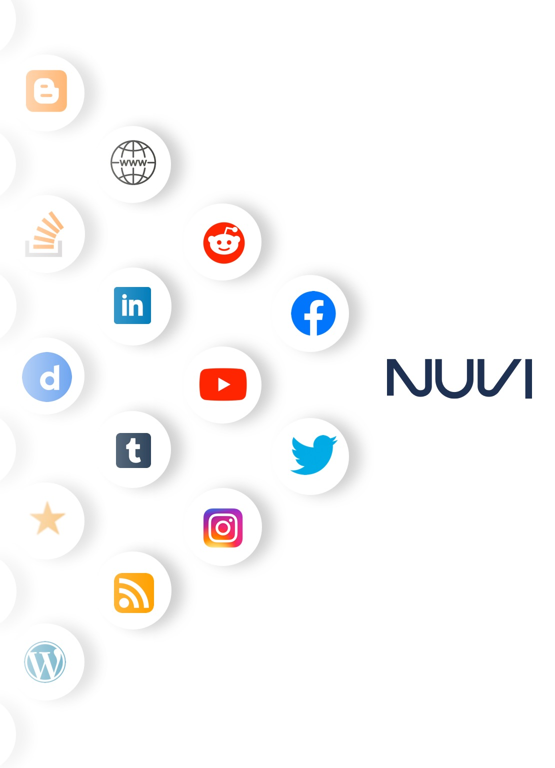 Integrate data sources directly with Nuvi