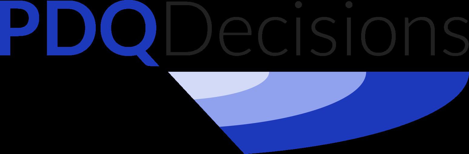 PDQ Decisions logo.
