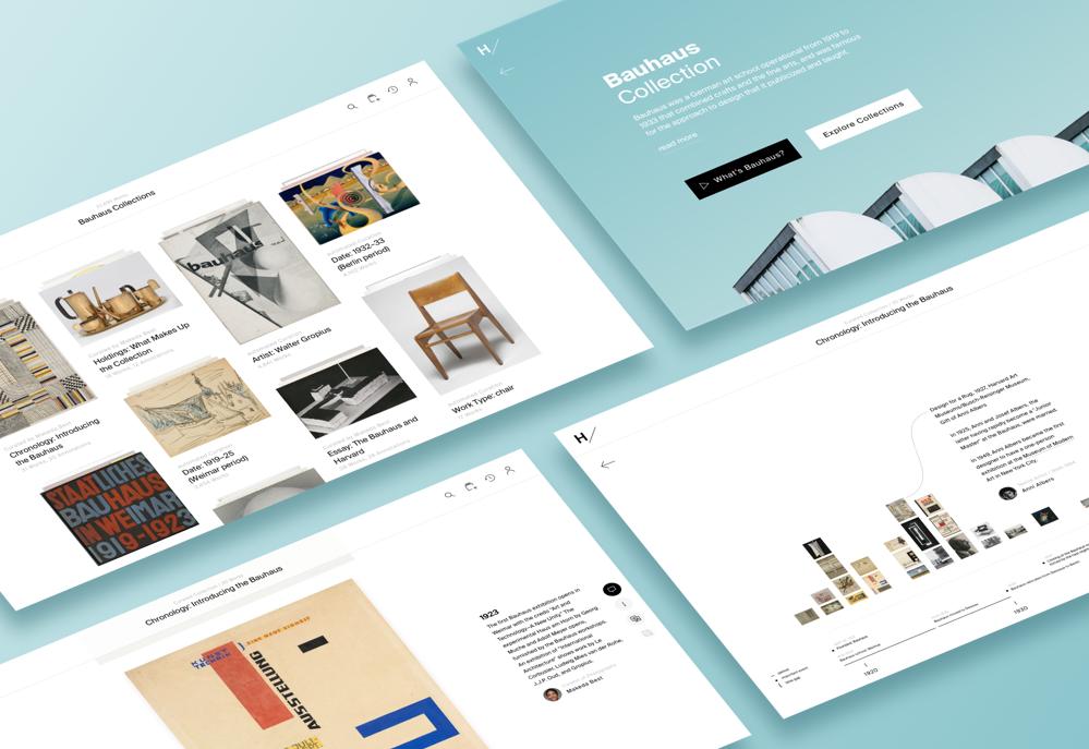 Harvard Bauhaus Collection