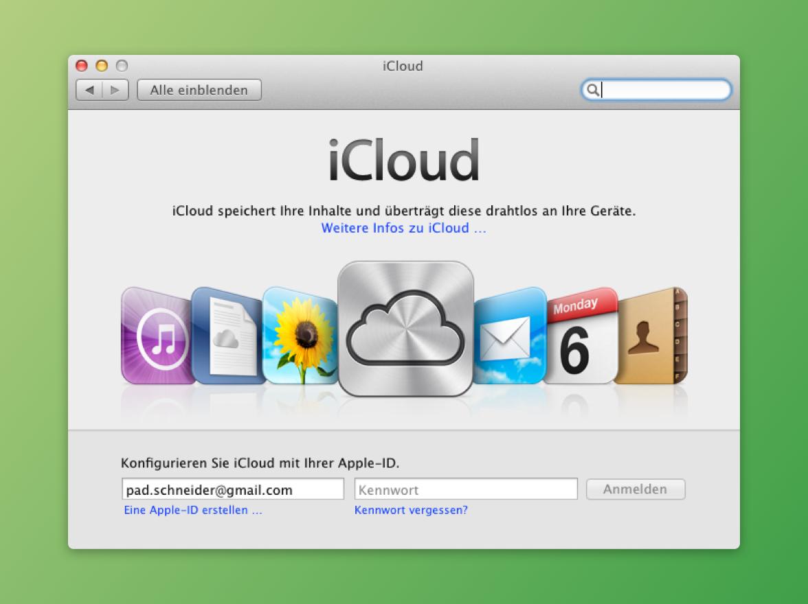 iCloud Internship
