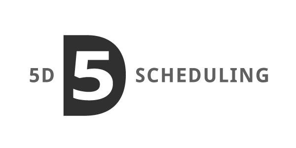 5D Scheduling Logo