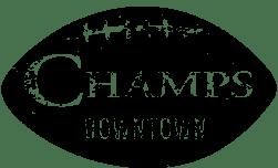 Champs Downtown Logo