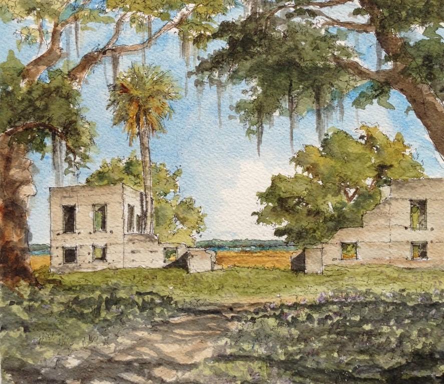 Tabby Ruins