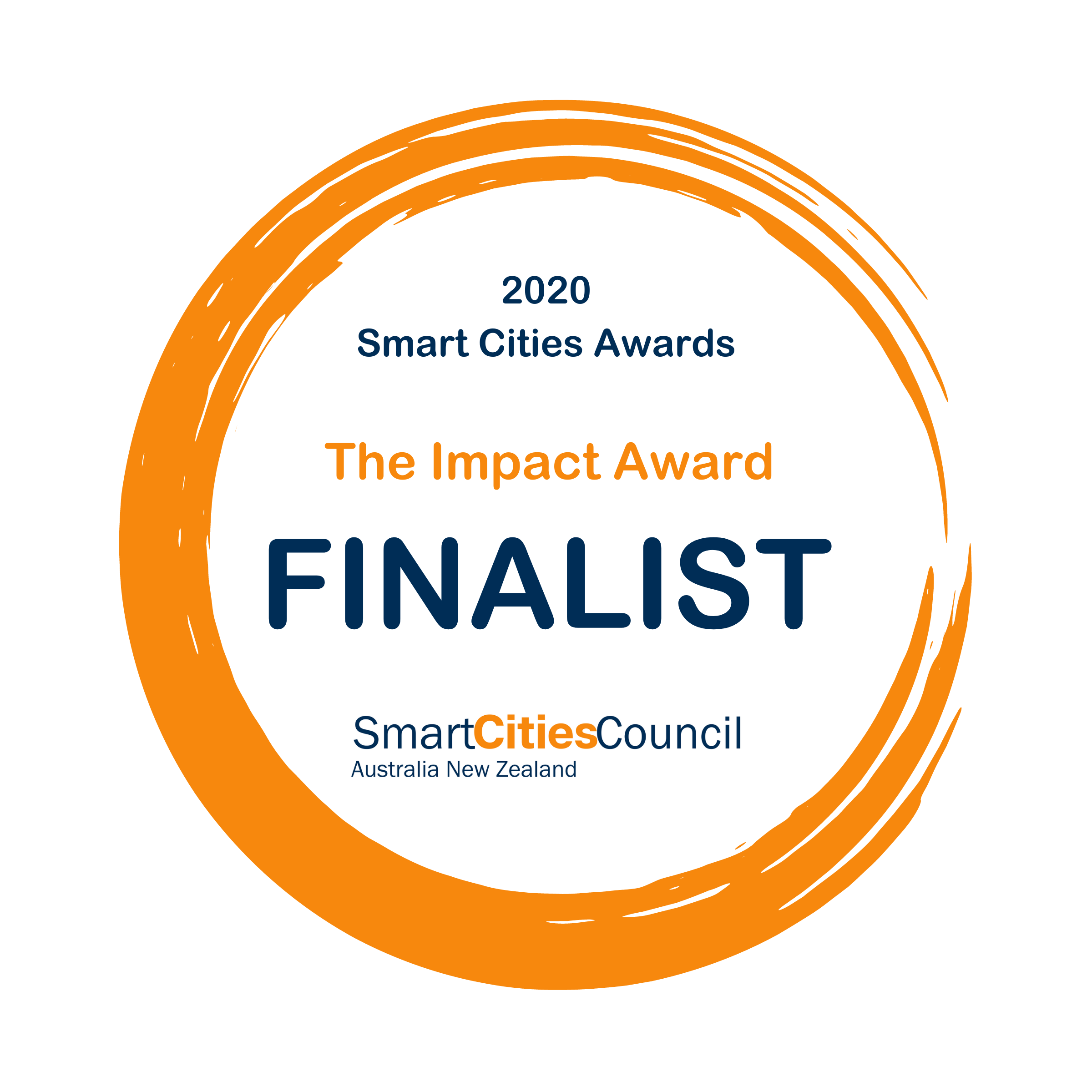 Spot was a finalist for the Smart Cities Impact Award in 2020