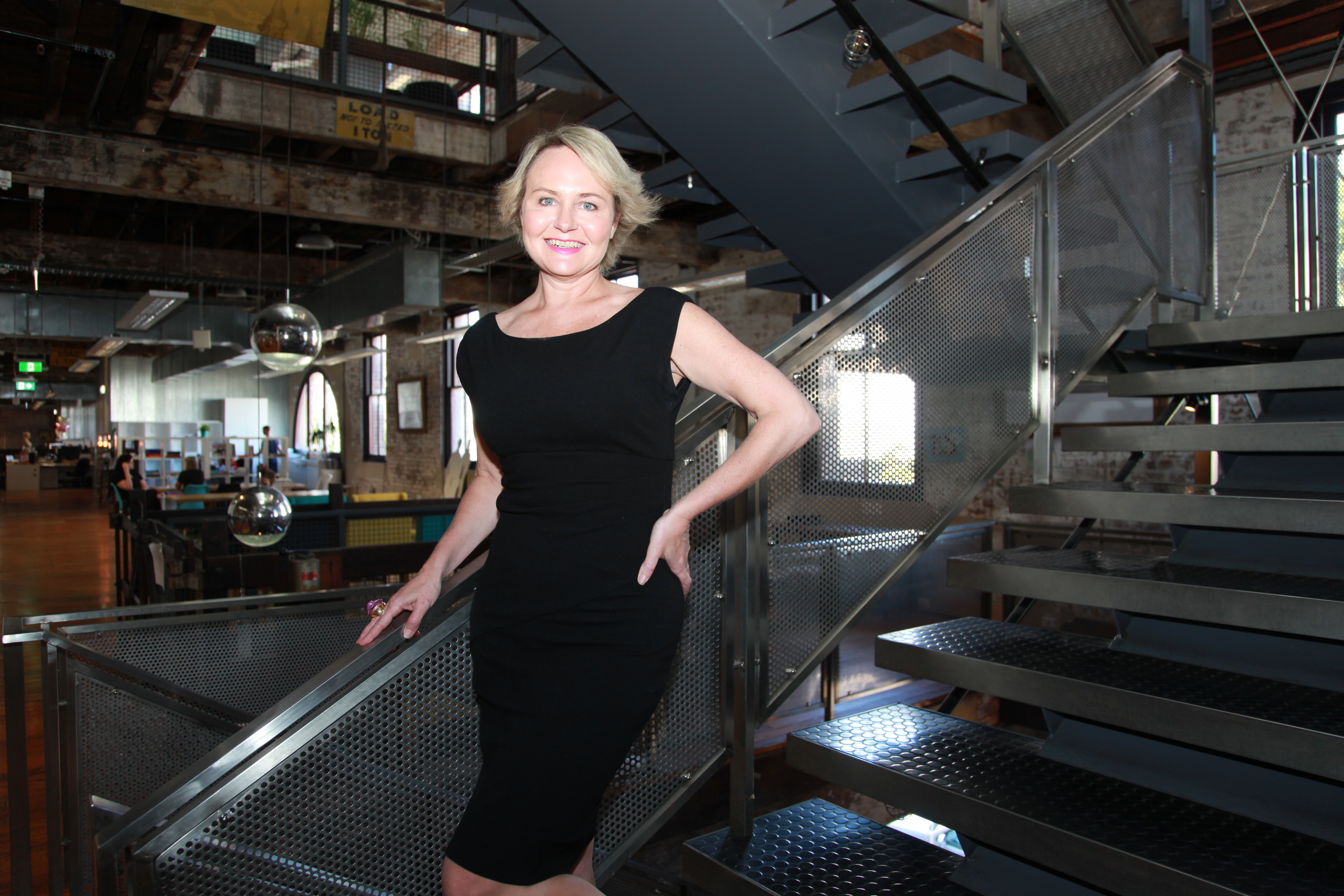 Elizabeth Zealand CEO & Co-Founder of Spot Parking