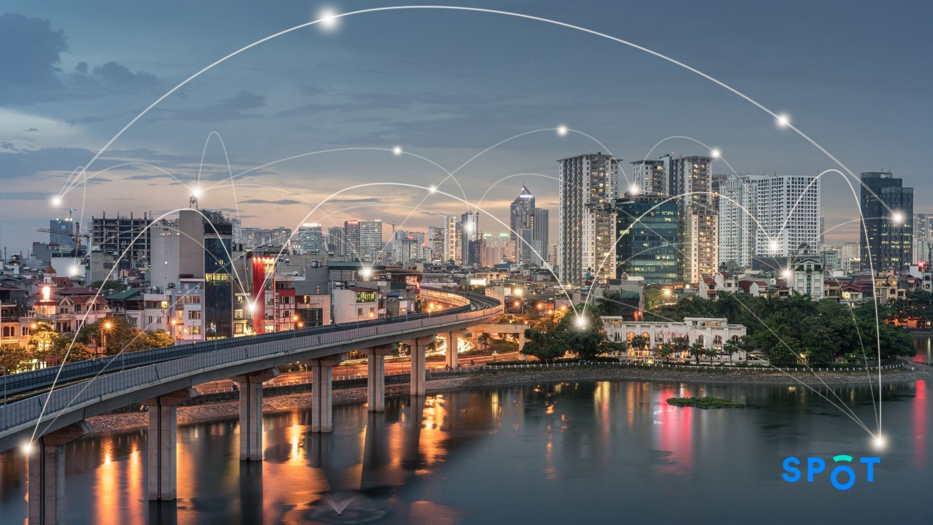 A smart city model empowered by the smart usage of kerb data