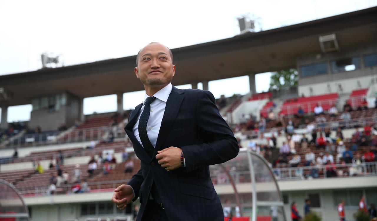 プロサッカーコーチ 石原孝尚氏