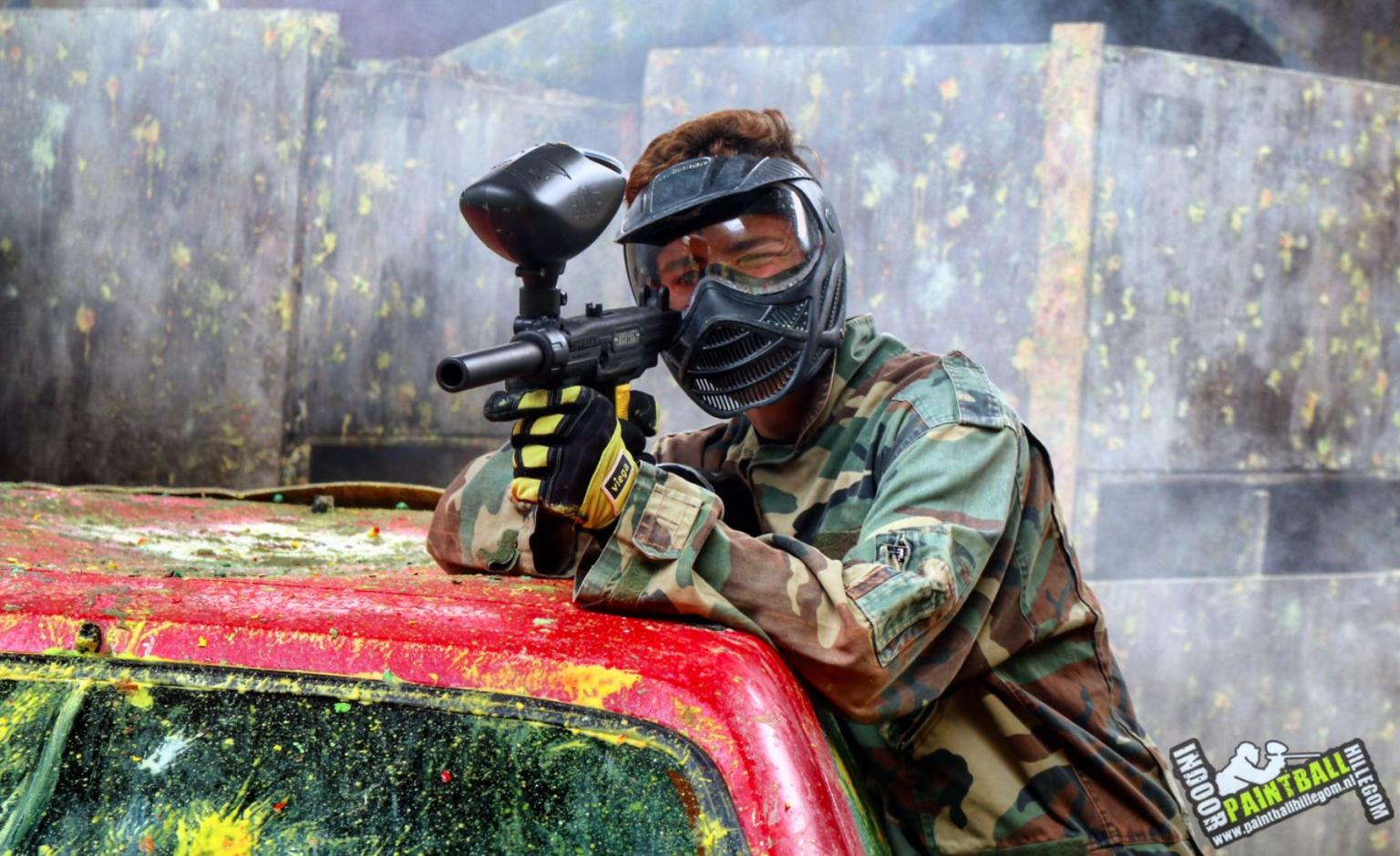 Paintball Hillegom goes online with Briq!