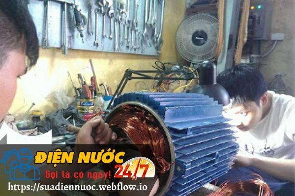 Top 8 sửa máy bơm nước tại Hà Nội