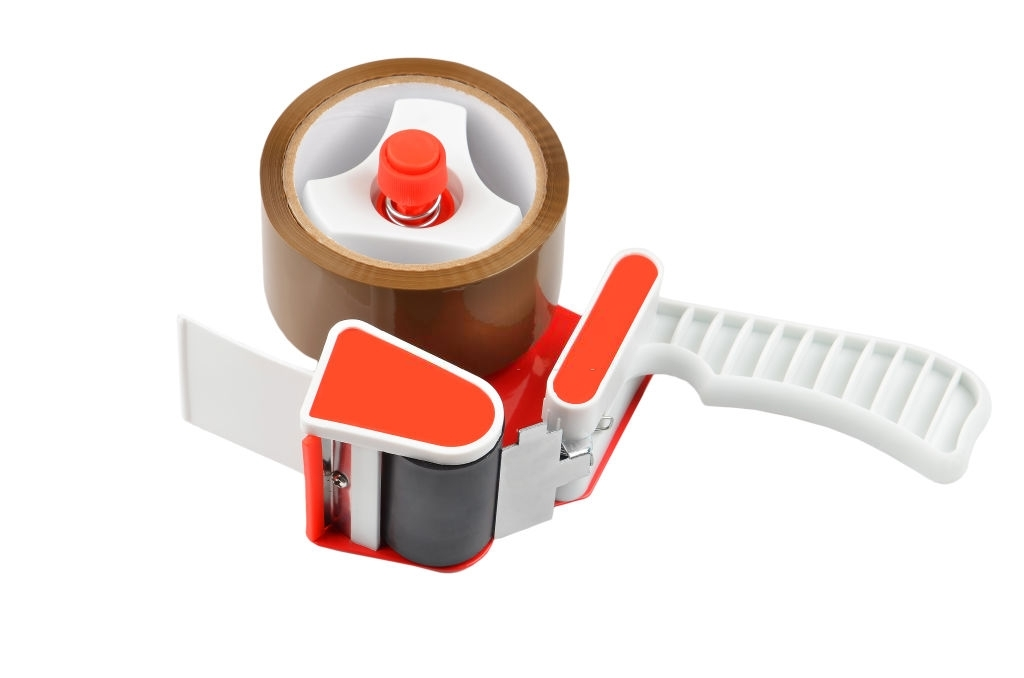 A tape gun