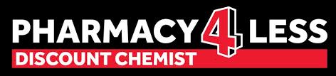 Pharmacy 4 Less logo