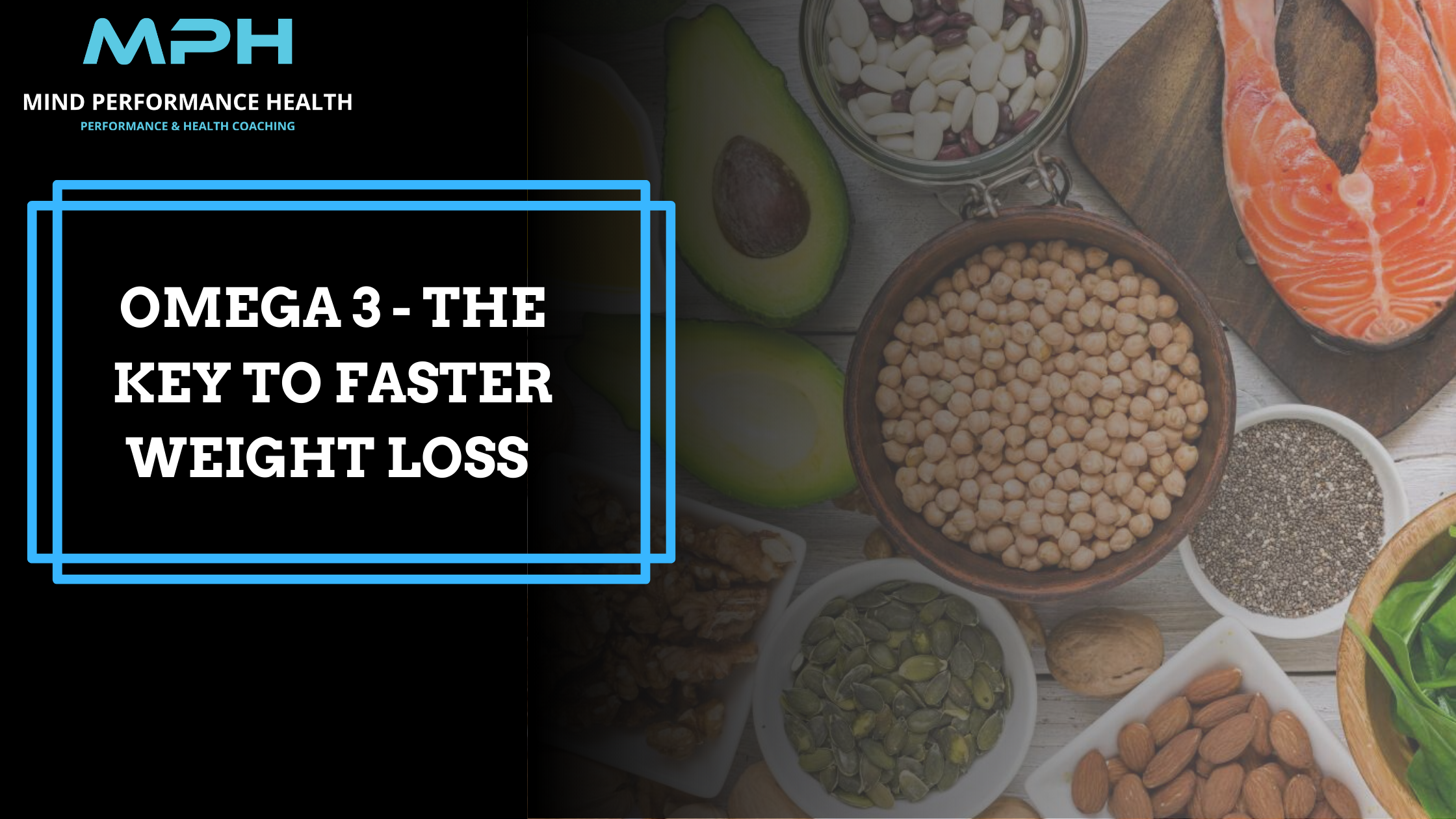 Omega 3 - The Key To Fast Track Weight Loss