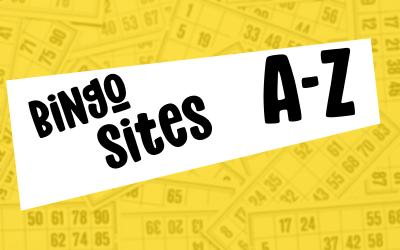 Bingo Sites A-Z