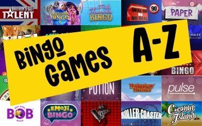 Bingo Games A to Z