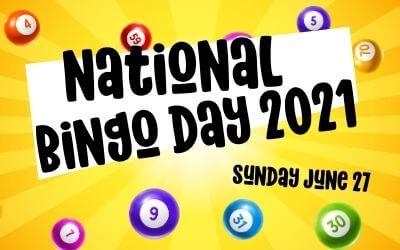National Bingo Day 2021
