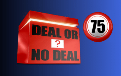 Deal or No Deal Bingo 75