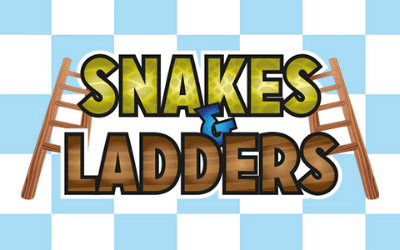 Snakes & Ladders Bingo