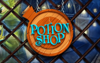 Potion Shop Bingo