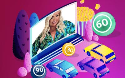 Gemma Collins & East 17 Launch PlayOJO Bingo