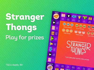 Stranger Thongs