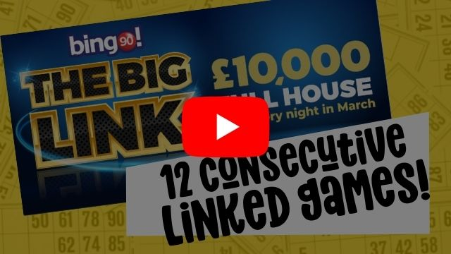 Video: 12 consecutive tombola linked games