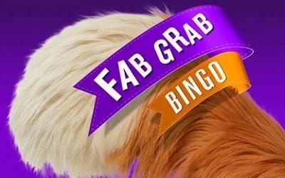 Fab Grab Bingo