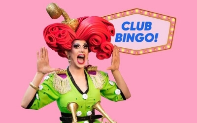 Gala Bingo's Drag Queen Livestream