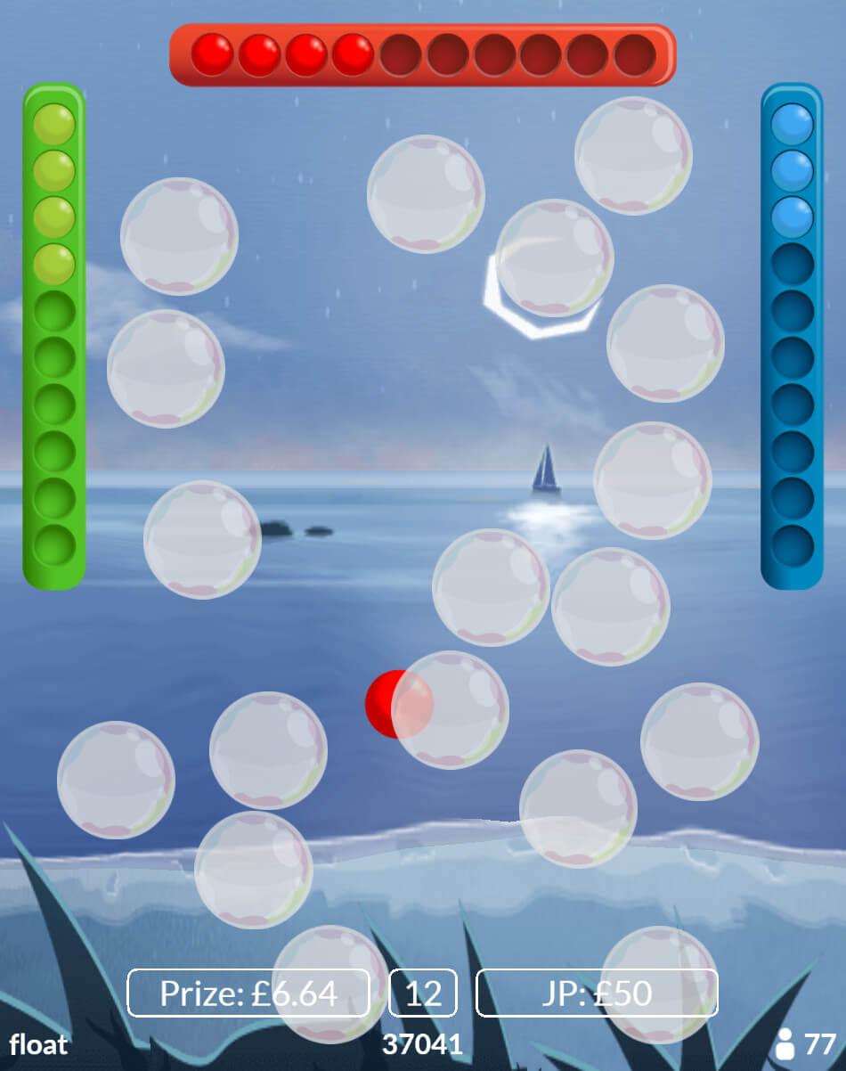 Bubble Bingo Ocean View Theme
