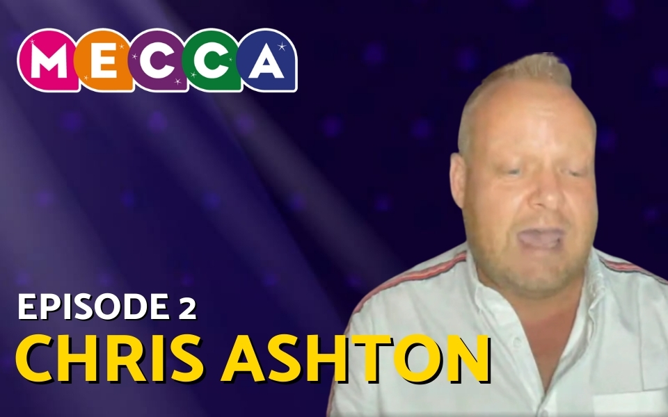 Let's Mecca Podcast - Chris Ashton Interview