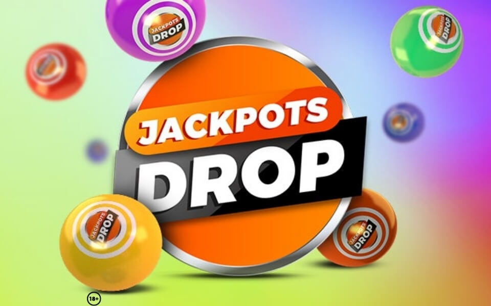 Flutter launch Jackpots Drop Bingo room