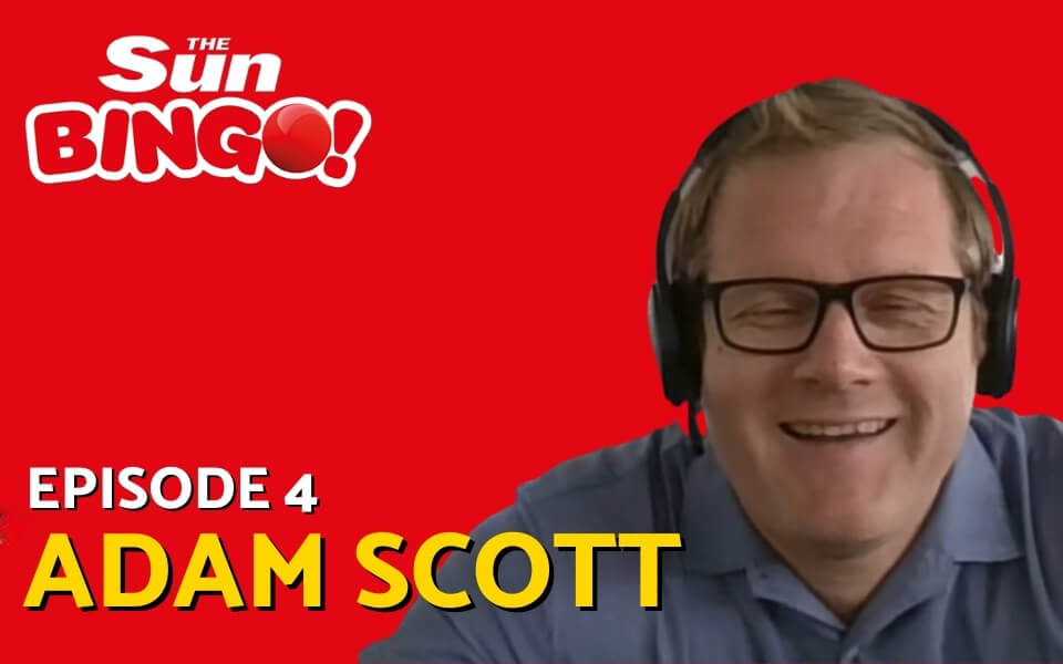 Are You Gonna Bingo? Adam Scott Interview