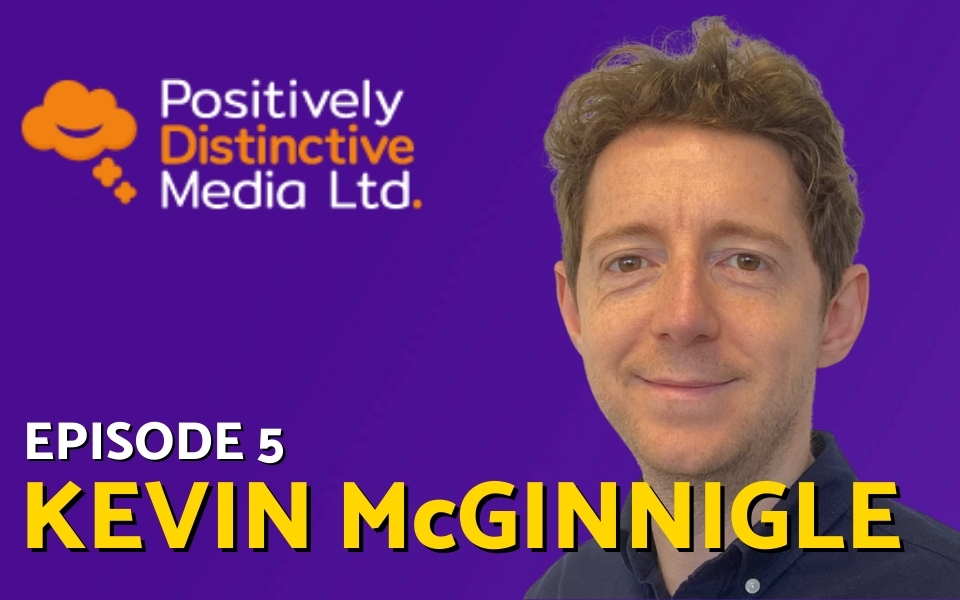 The Chat Host Who Became MD. Kevin McGinnigle Interview