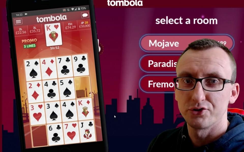 Tombola launch new Nevada bingo game