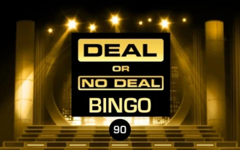 Deal or No Deal Bingo 90 (Entain)