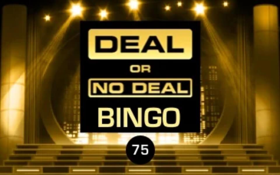 Deal or No Deal Bingo 75 (Entain)