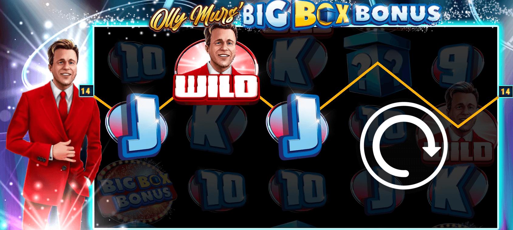 Olly Murs Slot game