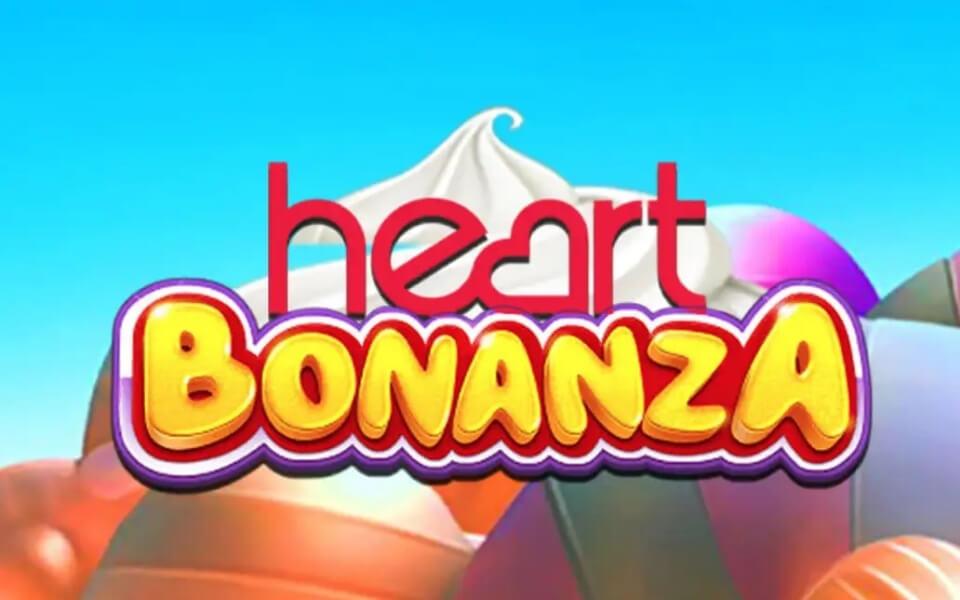 Heart Bonanza Bingo