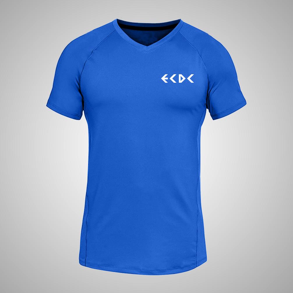 Team ECDC Bamboo Shirt - Blue