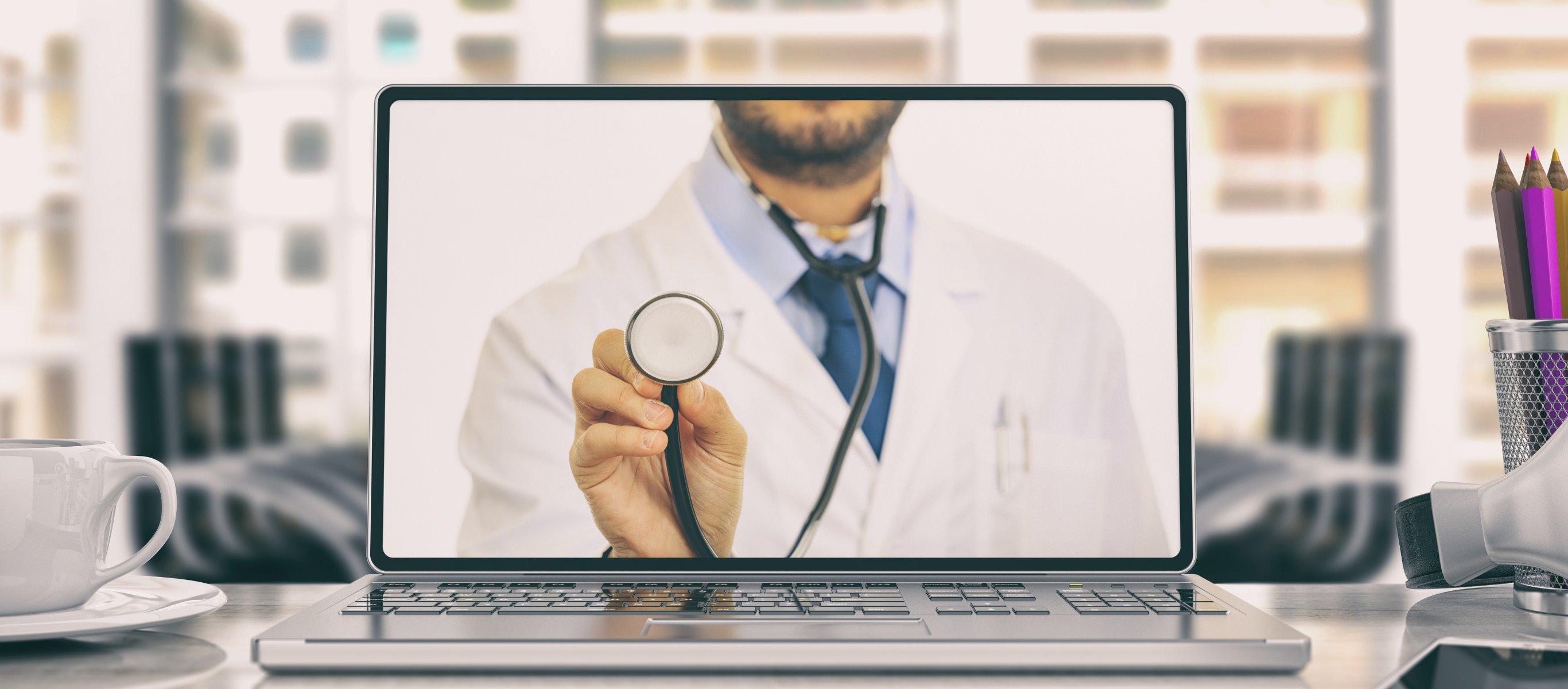 Como funciona telemedicina e por que adotá-la?