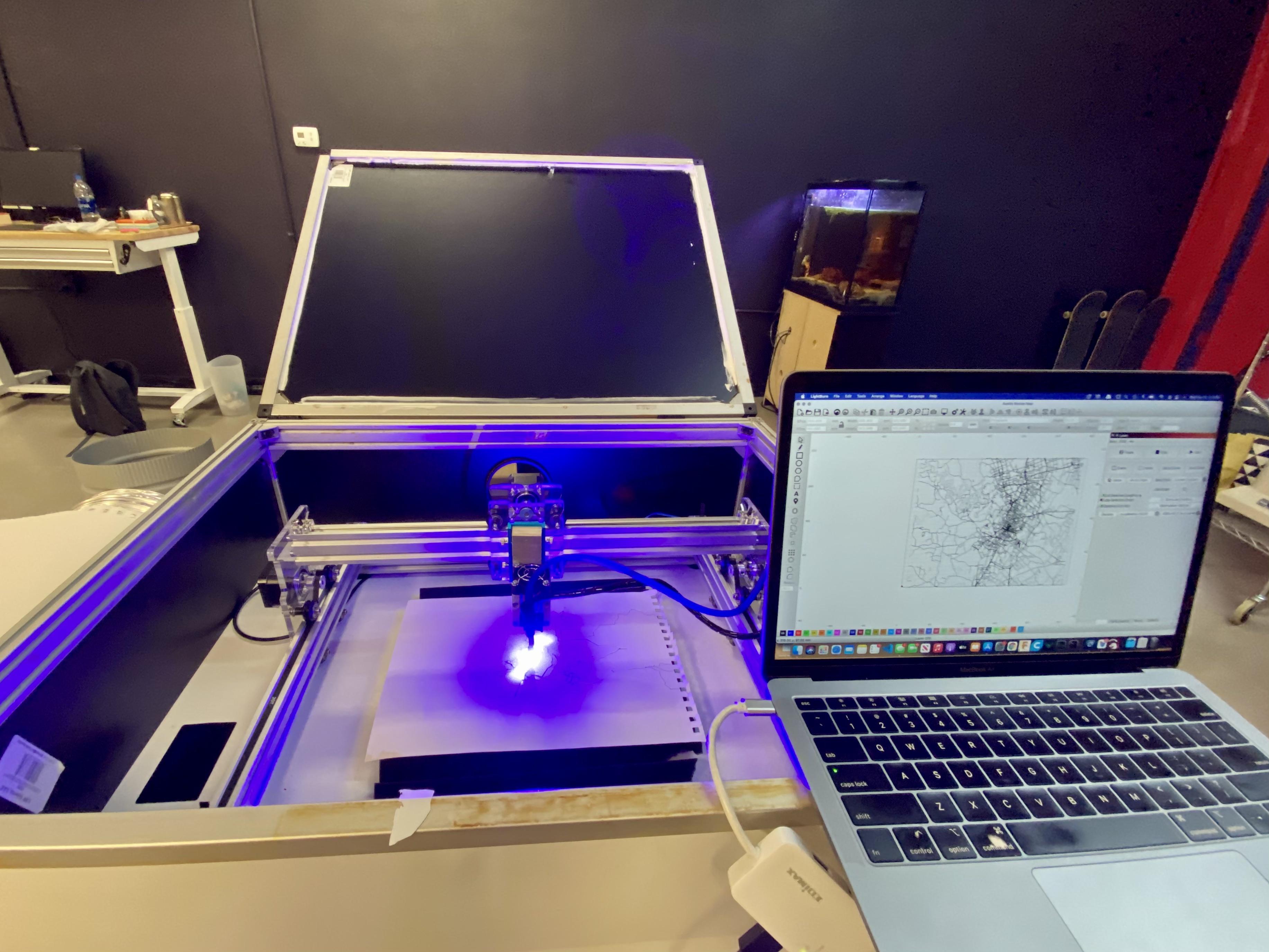 Laser Test 1