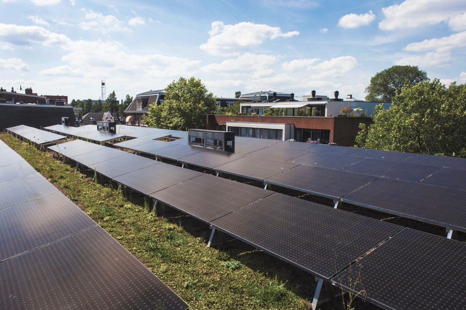 VvE Amsterdam-Oost is voorloper op het gebied duurzame energie!